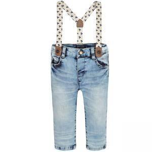 01add10eecc Детски дънки с тиранти Mayoral, за момче, 6 м., ръст 68 см., 8076584 ...