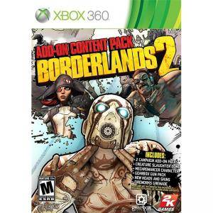 Borderlands 2 Add On Content Pack, За Xbox 360