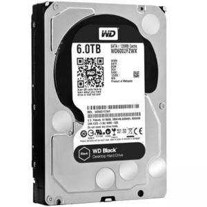 Твърд диск HDD Desktop WD Black