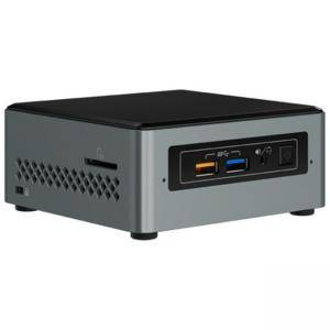 Компютър Intel NUC kit: Cel J3455