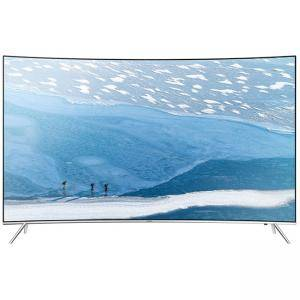 Телевизор Samsung 43KS7502, 43 инча, 4К CURVED SUHD TV, SMART, 2000 PQI, QuadCore, Wireless, Network, PIP, HDMI, USB, UE43KS7502UXXH_980-000413