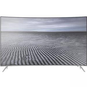 Телевизор Samsung 49KS7502, 49 инча, 4К CURVED SUHD TV, SMART, 2200 PQI, QuadCore, Wireless, Network, PIP, HDMI, USB, UE49KS7502UXXH_980-000413