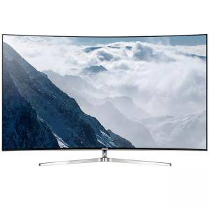 Телевизор Samsung 55KS9002, 55 инча, 4К CURVED SUHD TV, SMART, 2300 PQI, QuadCore, Wireless, Network, PIP, HDMI, USB, UE55KS9002TXXH_980-000413