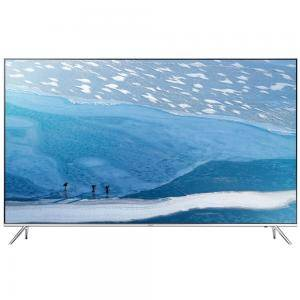 Телевизор Samsung 60KS7002, 60 инча, 4К SUHD TV, SMART, 2100 PQI, QuadCore, Wireless, Network, PIP, HDMI, USB, Сребрист, UE60KS7002UXXH_980-000413
