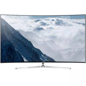 Телевизор Samsung 65KS9002, 65 инча, 4К CURVED SUHD TV, SMART, 2400 PQI, QuadCore, Wireless, Network, PIP, HDMI, USB, UE65KS9002TXXH_980-000413