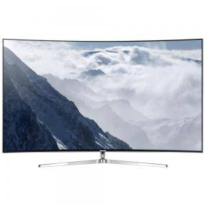 Телевизор Samsung 78KS9002, 78 инча, 4К CURVED SUHD TV, SMART, 2300 PQI, QuadCore, Wireless, Network, PIP, HDMI, USB, UE78KS9002TXXH_980-000413