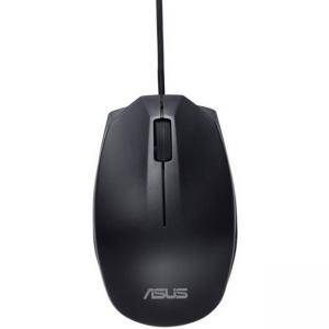 Мишка Asus UT280 Wired Optical Mouse, 1000dpi, USB, Черна, 90XB01EN-BMU020