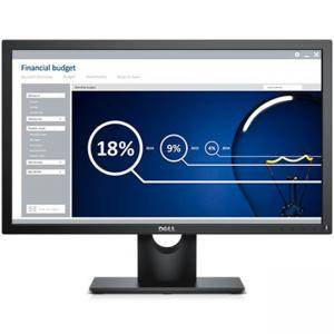 Монитор Dell E2216HV, 21.5 инча Wide LED Anti-Glare, TN Panel, 5ms, 600:1, 200 cd/m2, 1920x1080 Full HD, VGA, Tilt, Черен, E2216HV