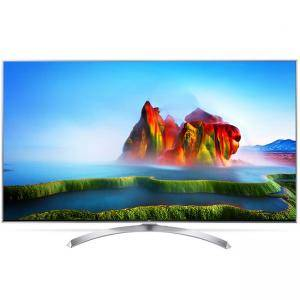 Телевизор LG 55SJ810V, 55 инча, SUPER UHD ELED 3840x2160, 2800PMI, Smart webOS, WiFi, Bluetooth, Miracast, HDMI, USB, 55SJ810V