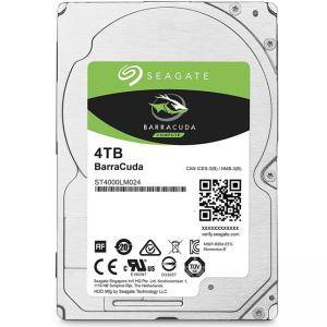 Твърд диск Seagate BarraCuda, 4TB, 2.5, SATA 6Gb/s 128MB 5400RPM, ST4000LM024