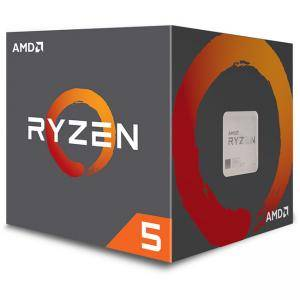 Процесор AMD CPU Desktop Ryzen 5 6C/12T 1600 (3.4/3.6GHz Boost,19MB,65W,AM4), Wraith Spire 95W cooler, YD1600BBAEBOX