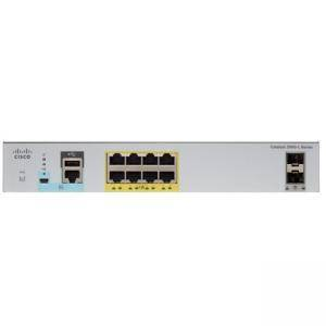 Комутатор Cisco Catalyst 2960L 8 port GigE with PoE, 2 x 1G SFP, LAN Lite, WS-C2960L-8PS-LL