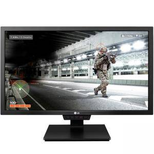 Монитор LG 24GM79G-B, 24 инча, TN, AG, 5ms, 144Hz, Mega DFC, 350cd/m2, Full HD 1920x1080, 144Hz, HDMI, DisplayPort, USB, Черен, 24GM79G-B