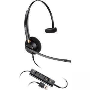 Професионална микрогарнитура Plantronics EncorePro 515 USB, 203442-01
