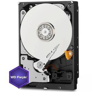 Твърд диск Western Digital Purple, 3.5, 6TB, SATA/600, 64MB cache