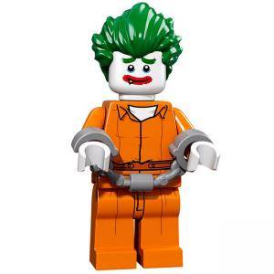 ФИЛМЪТ LEGO БАТМАН идентифицирана минифигурка - Жокера, LEGO Batman Movie - Joker, 71017-8