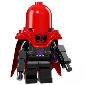 ФИЛМЪТ LEGO БАТМАН идентифицирана минифигурка - Червената качулка, LEGO Batman Movie - Red Hood, 71017-11