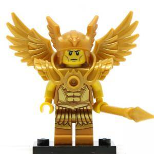 Идентифицирана минифигурка Лего Серия 15 - Летящ Войн, Lego series 15 - Flying Warrior, 71011-6