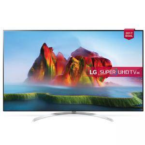 Телевизор LG 65SJ850V, 65 инча, Edge LED, 3840x2160, 3200 PMI, Smart, 65SJ850V