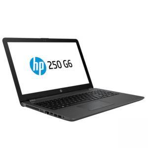 Лаптоп HP 250 G6 Intel Celeron N3060 with Intel HD Graphics 400 (1.6 GHz, up to 2.48 GHz, 2 MB cache, 2 cores) 15.6 HD AG 4 GB, 1WY15EA