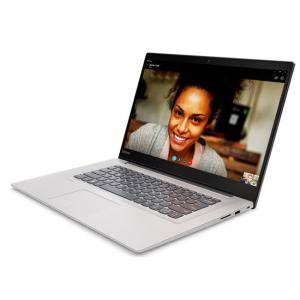 Лаптоп Lenovo IdeaPad 320 15.6' HD Antiglare N3350 up to 2.4GHz, 4GB DDR3, 1TB HDD, DVD, USB-C, HDMI, Gigabit, Platinum Grey, 80XR00CTBM