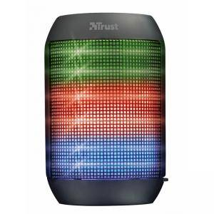 Тонколона TRUST Ziva Wireless Bluetooth Speaker with party lights, 21967