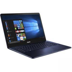 Лаптоп Asus Zenbook Pro UX550VE-BN072R (FPR), Intel Core i7-7700HQ (up to 3.8 GHz, 6MB), 15.6 инча, 90NB0ES1-M01010