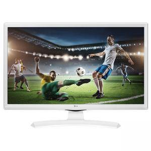 Монитор, LG 24MT49VW-WZ, 24 WVA, LED non Glare, 5ms GTG, 1000:1, 5000000:1 DFC, 250cd, 1366x768, HDMI, CI Slot, TV Tuner DVB-/T2/C/S2, 24MT49VW-WZ