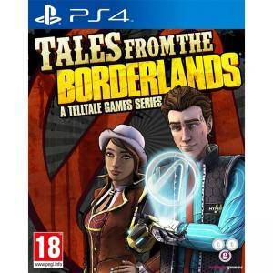 Игра Tales from the Borderlands за PlayStation 4