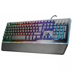 Клавиатура TRUST GXT 860 Thura Semi-mechanical Keyboard, 21839
