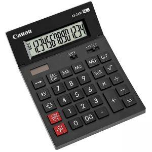 Калкулатор Canon AS-2400 desktop Calculator, 4585B001AB