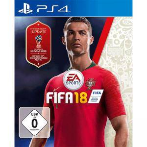 Игра FIFA 18 - Standard Edition - [PlayStation 4]