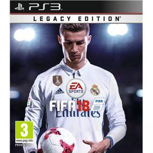 Игра FIFA 18 - Standard Edition - [PlayStation 3]