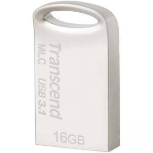 Флаш Памет Transcend 16GB JetFlash 720, Silver Plating, MLC solution, TS16GJF720S