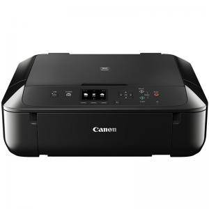 Мастилоструйно многофункционално устройство Canon PIXMA MG5750 All-In-One, Black + Canon F-715SG, 0557C006AA_5730B001AB