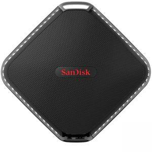 Външен диск SanDisk Extreme 500 Portable SSD 240GB, read-write speed: up to 415 MB/s, 340 MB/s, SDSSDEXT-240G-G25
