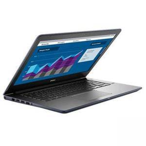 Лаптоп Dell Vostro 14 5468, 14.0 (1366 x 768) Anti-Glare, Core i5-7200U (3M Cache, up to 3.1 GHz), Fingerprint Reader, N019VN5468EMEA01N_1801_UBU-14
