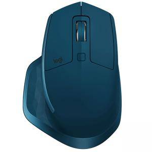 Мишка Logitech MX Master 2S Wireless Mouse - Midnight Teal, 910-005140