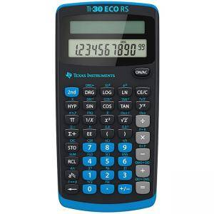 Калкулатор Texas Instruments TI-30 ECO RS