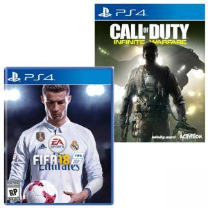 Игра FIFA 18 - Standard Edition - [PlayStation 4] - Фифа 18 за PS4 - Виж цена