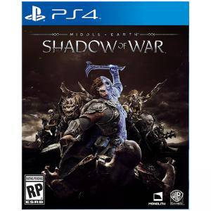Игра Middle-earth: Shadow of War за Playstation 4