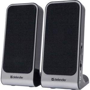 Колонки Defender 2.0 Active speaker system SPK-225 2х2 W, USB powered, 65220