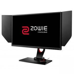 Монитор ZOWIE XL2546 240 Hz DyAc, TN, 24.5 инча, Wide, Full HD, DP, DVI-DL, HDMI, Черен, ZOWIE-MON-XL2546