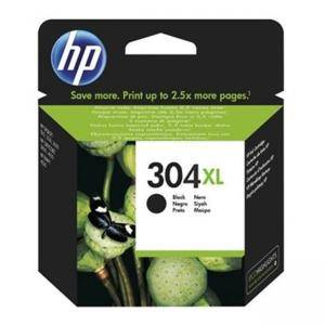 Мастилена касета HP 304XL Black Ink Cartridge, N9K08AE