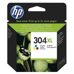 Мастилена касета HP 304XL Tri-color Ink Cartridge, N9K07AE