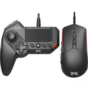 Геймпад и мишка HORI Tactical Assault Commander GRIP (TAC: GRIP) KeyPad and Gamepad Controller for PS4 and PS3 FPS Games Officially Licensed by Sony