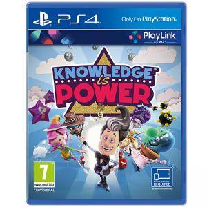 Игра Sony Knowledge is Power за PlayStation 4