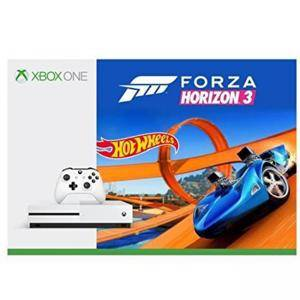 Конзола Xbox One S 1TB Console - Forza Horizon 3 Hot Wheels Bundle