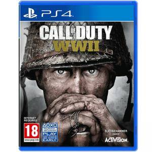 Call of Duty: WWII + Digital Zombies Weapon Camo + Zombies Prima Strategy Add-On  (PS4)