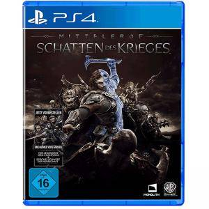 Игра Middle-earth: Schatten des Krieges -Standard Edition - [PlayStation 4]